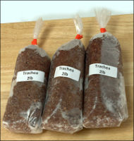 2 lb. Trachea Dog Food Packs